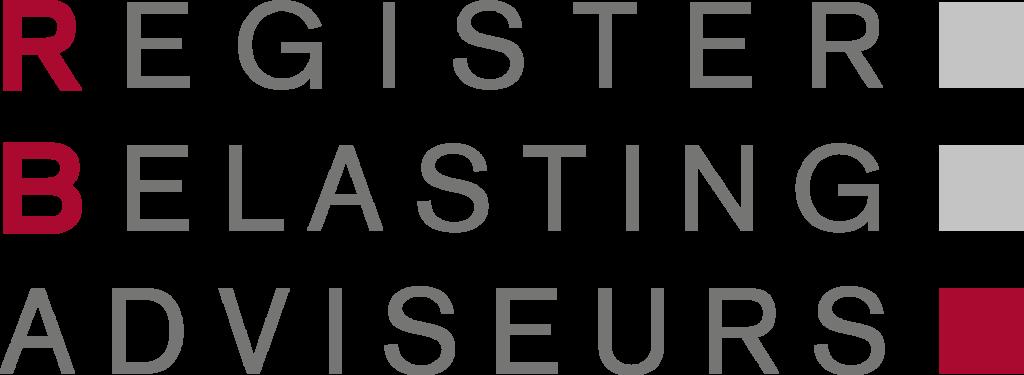 Logo RB Register Belastingadviseurs